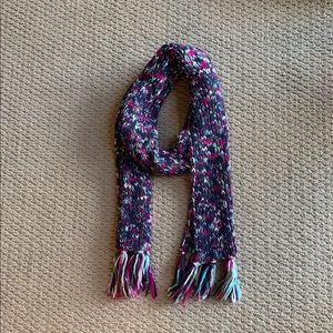 GARAGE winter scarf